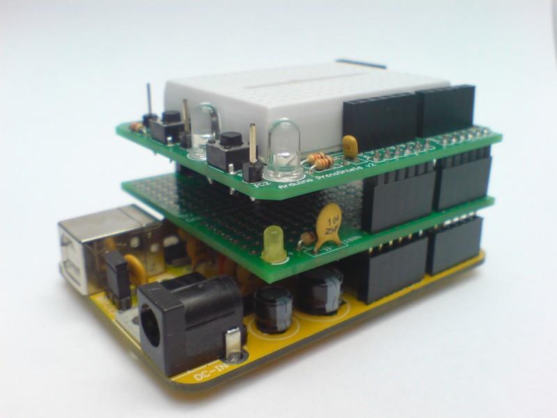 Shields de Arduino