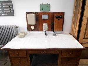 Puesto de gabinete de circulación preservado - ATAF